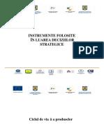Modul 02 - Instrumente Folosite in Luarea Deciziilor Strategice