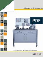 Manual de Treinamento Automatus Kit Didático de Posicionamento PSATI