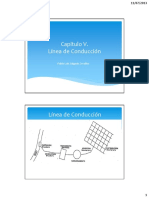 Clase v - Linea de Conduccion (Completo)