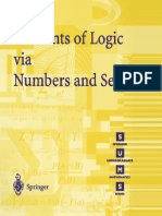 D. L. Johnson - Elements of Logic via Numbers and Sets - Springer, 2001 - 179p