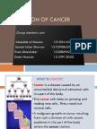 Cancer Slide