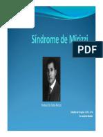 Síndrome de Mirizzi1
