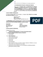 Contrato Para La Elaboracion Del Expediente Tecnico Modificado