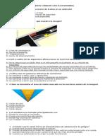 Cuestionario Examen de Conducir Clase b Chile