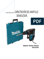MARTILLO DEMODELOR