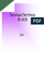 Tecnologia Electronica Introduccion