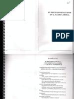 Weigle - El Psicologo Evaluador en El Campo Laboral - Cap 2 y 3.pdf