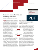 Leadership Lessons from Schools becoming Data Wise.pdf