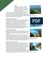 20 Reservas Naturales de Guatemala