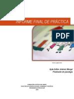 Informe Final de Practica 2