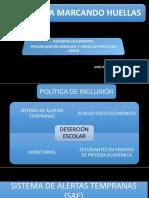 PRESENTACIÓN Aseoría Estudiantil 2018-1