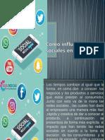 Cómo Influyen Las Redes Sociales en Los Negocios