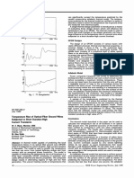 IEEE Temperature Rise of Optical Fiber Ground Wires Subjected to Short Duration High Current Trasient