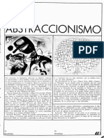 Abstraccionismo Revista
