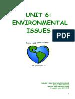 Environmental Issues 1