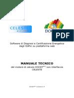 CELESTE 2 Manuale Tecnico