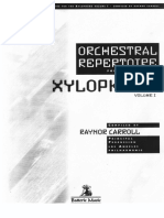 Orchestral Repert Xylophone