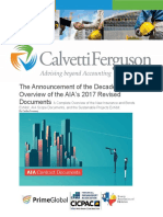031518 an Overview of the AIA's 2017 Revised Documents