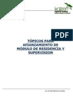 Preguntas - Tópicos para afianzamiento de Módulo de Residencia y Sup. de Obras.docx