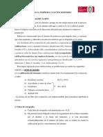 Criterios de calificación de Lengua y Literatura Castellana