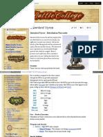 battlecollege - Dawnlord Vyros – Retribution Warcaster.pdf