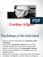Gordon Allport Lecture2