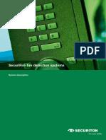 BRO SecuriFire Systemdescription En