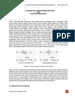 Modul 3-Pemotongan Dna & Elektroforesis Dna