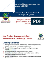 Lecture 10- Open Innovation and Technology Transfer - Copy.pptx