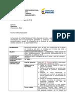 Solicitud Cotizacion Aires