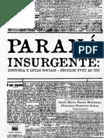 Mendonça Et All -Parana Insurgente Lutas Populares Sec XIX ao XXI