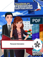 Material Personal Information