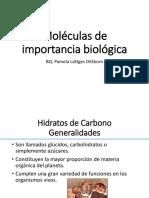 Clase02.Moleculas de Importancia Biologica