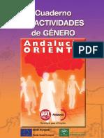 Cuaderno Actv Genero