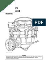 Telsmith 52S Catalogo de Partes Gyrasphere