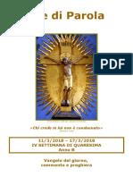 Sete di Parola - IV settimana Quaresima - B.doc