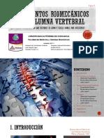 Fundamentos Biomecánicos de La Columna Vertebral