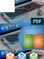 Computer Repair PowerPoint by SageFox 491
