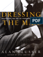 Alan Flusser - Dressing the Man