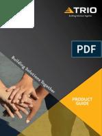 Product Guide Trio