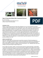 Repair of Subsurface Molten Sulfur Containment Structures_0