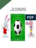 Los Conejitos Futbol