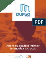 Proyecto Duplo - Brasil 840