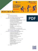 2018-09!21!22 - Jornadas de Lombalgia -Évora- Programa Provisório