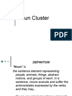 Noun Cluster Edit 1