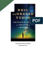 Astrofizica Pentru Cei Grăbiți