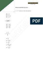 993-Tips N° 8 Matemática