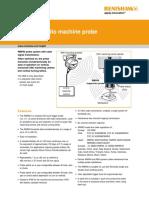 RMP60 Radio Machine Probe Data Sheet