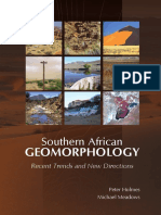 Southern African Geomorphology and Landforms