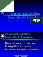 Anatomia Radiográfica Dentomaxilomandibular